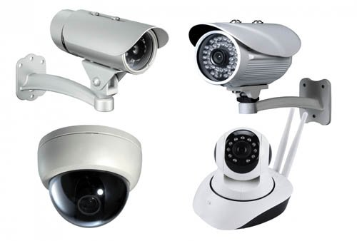 HD 4K IP CCTV Wired Wireless Security Cameras | Security Cameras & Surveillance, Cabling & Networking, Audio & Video, Smart Home Automation