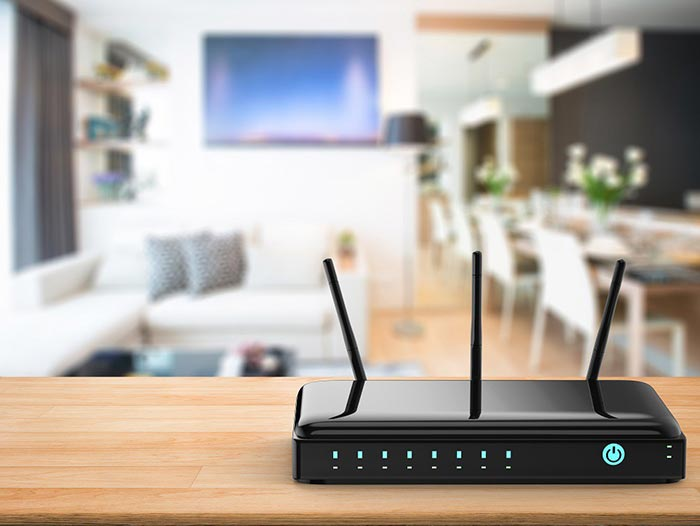 Home WiFi Network Configuration Orlando Florida InControlTek | Security Cameras & Surveillance, Cabling & Networking, Audio & Video, Smart Home Automation