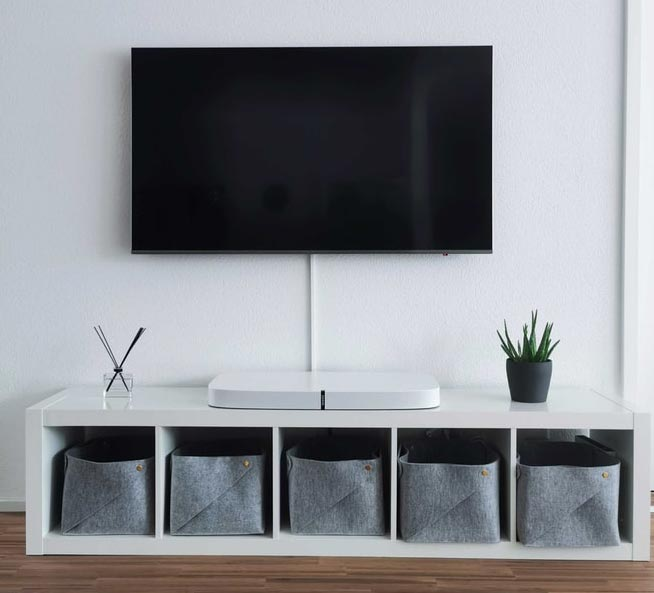 TV Hanging Installation Services Orlando Florida InControlTek | Security Cameras & Surveillance, Cabling & Networking, Audio & Video, Smart Home Automation