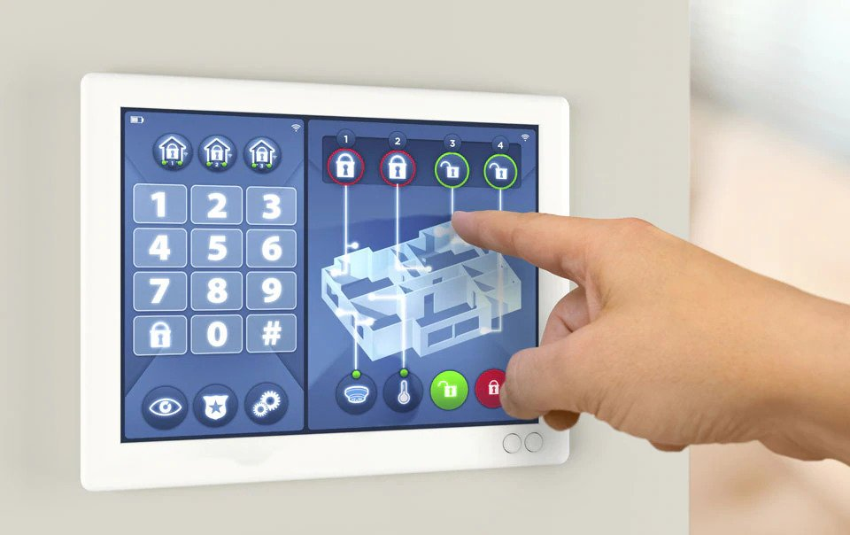 install outstanding access control systems | Security Cameras & Surveillance, Cabling & Networking, Audio & Video, Smart Home Automation