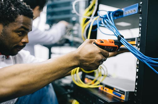 Routine backups and maintenance min | Security Cameras & Surveillance, Cabling & Networking, Audio & Video, Smart Home Automation
