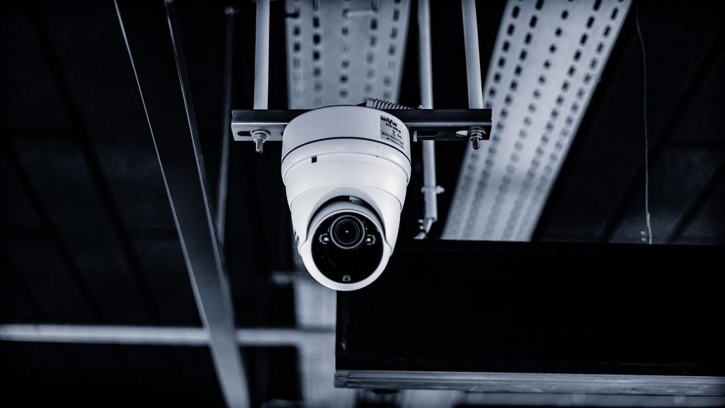 Store Security Cameras Installation 1   Security Cameras & Surveillance, Cabling & Networking, Audio & Video, Smart Home Automation