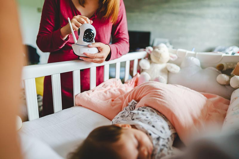 Security Cameras For Baby Monitoring InControlTek | Security Cameras & Surveillance, Cabling & Networking, Audio & Video, Smart Home Automation